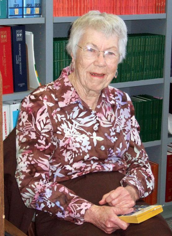 Lodi's volunteer supreme, Janet Wilcox, dies at 94