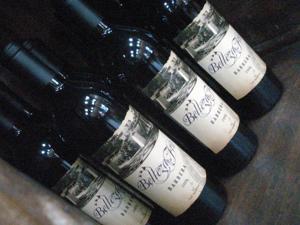 "Sorelle Winery's ""Belleza Fra"" Barbera"