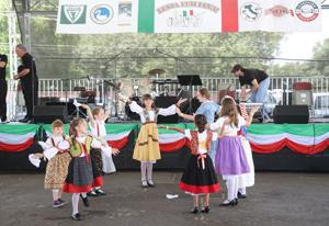 Festa Italiana! serves up culture, music and 'Boss of the Sauce'