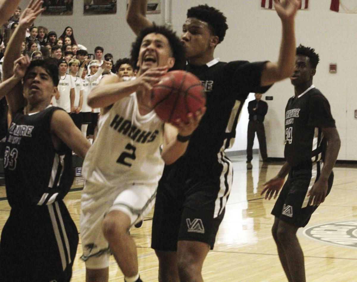 SJS D-IV boys basketball playoffs: No. 1 Hawks corral Mustangs