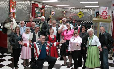 Portsmen bring doo-wop groove to their fall concert