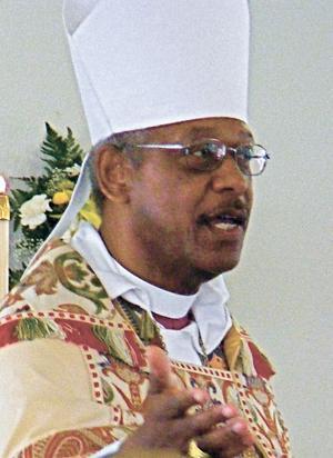 New bishop to visit St. John's Episcopal Church