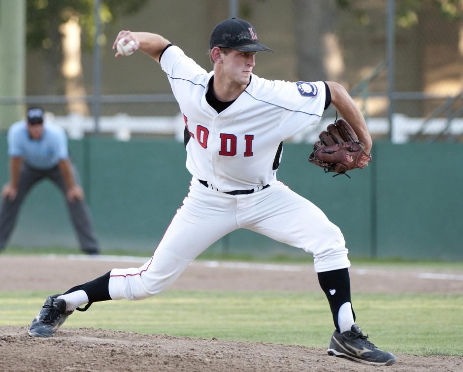 Solid pitching, defense lead Lodi Legion over West Sacramento in tournament opener