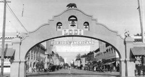 Lodi rallies for war bond drive in 1918