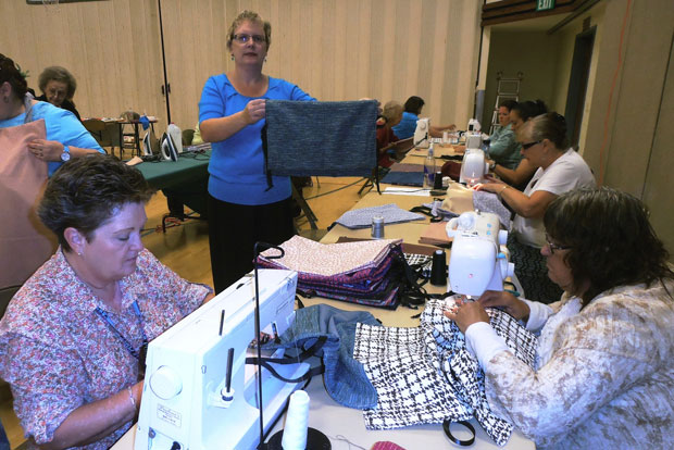 Church of Jesus Christ of Latter-day Saints Relief Society helps Lodi-area homeless