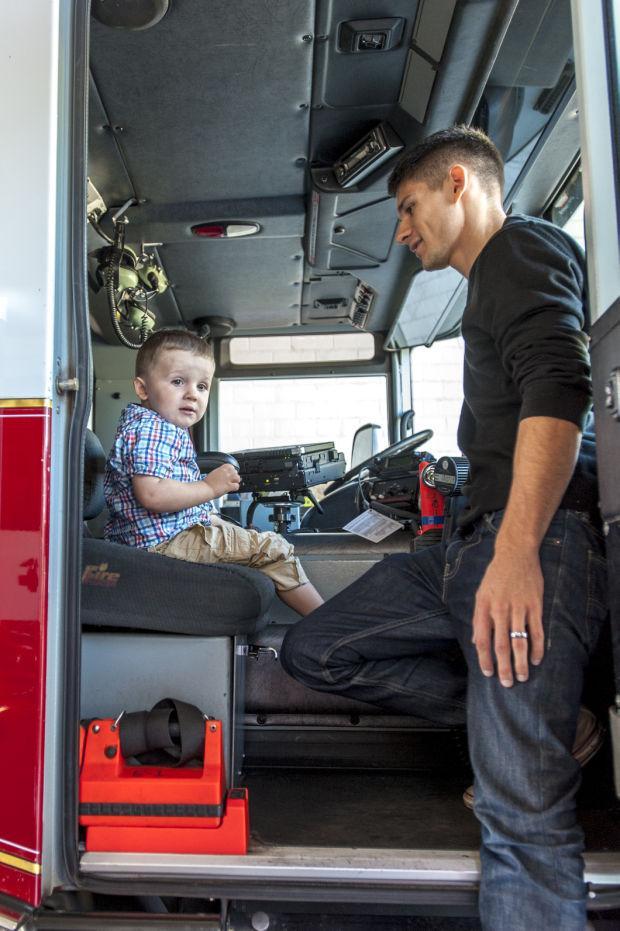 Lodi's Fire Station No. 1 hosts open house