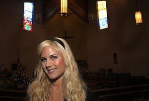 Local parishioner designs stained glass windows