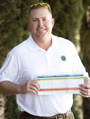 Kevin Wolf fires 60 to set Woodbridge Golf and Country Club record