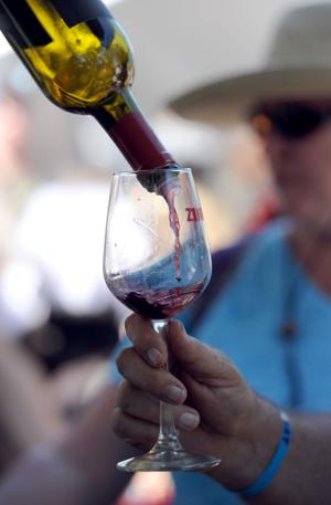 ZinFest returns, with food, music and hundreds of local wines