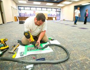 Lodi's temporary library closes; revamped permanent library set to reopen