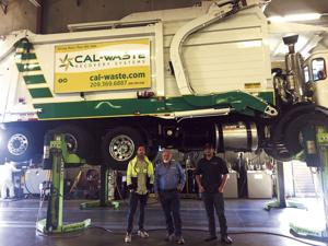Cal-Waste celebrates 90 years in business
