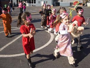Chinese New Year: Lodi preschoolers celebrate Year of the Pig