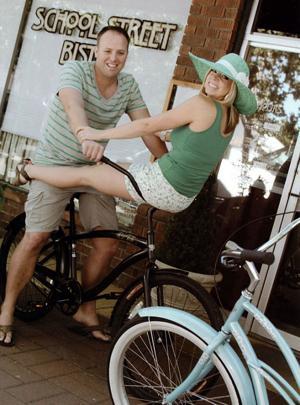 Greg Gresham, Katie Kaminski to wed at Bare Ranch