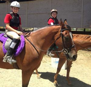 Liberty Oaks Pony club welcomes new members