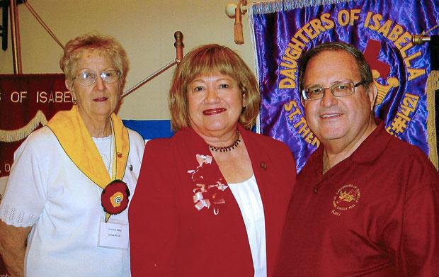 Daughters of Isabella host California State Convention