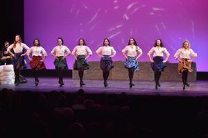 'An Irish Christmas' dances into Stockton