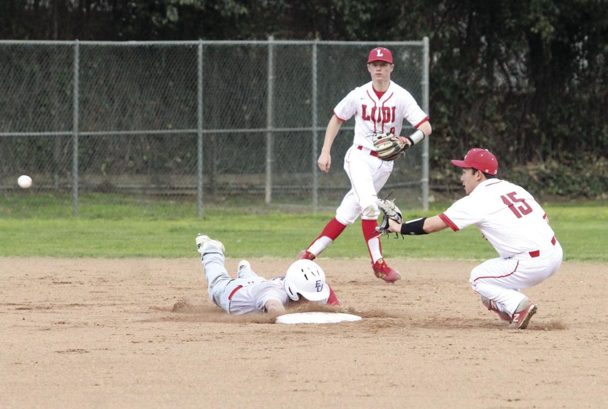 High school baseball: Flames' rally trips up Lancers