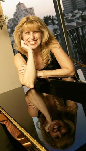 Hollywood's pianist playing Lodi winery