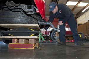 Local fire departments get grant for lifesaving equipment