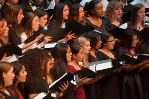 County high-schoolers offer evening of music at Honors Concert