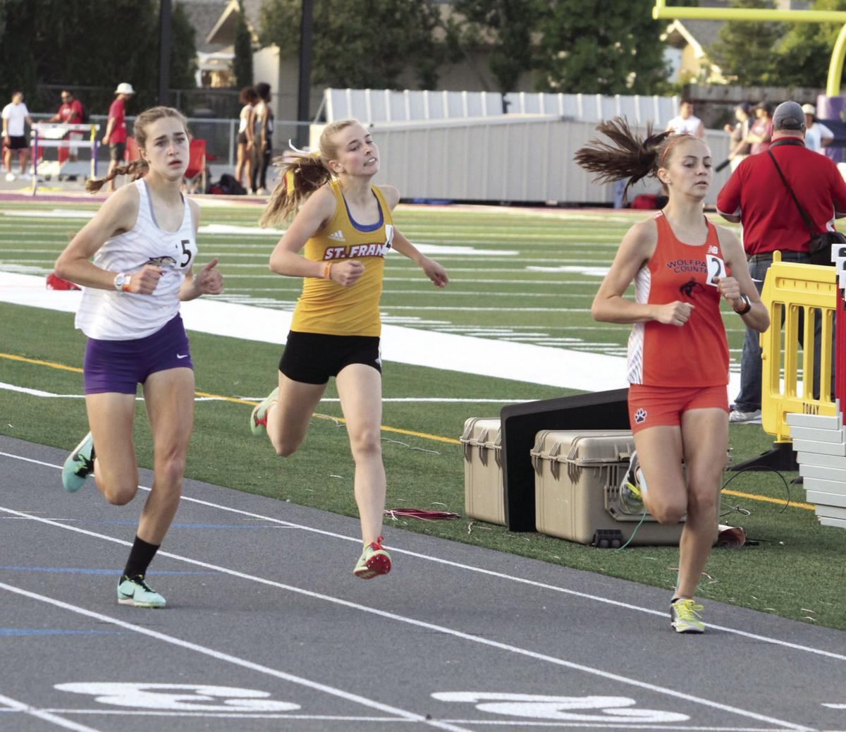 Athlete of the week: Strategy paying off for Anema