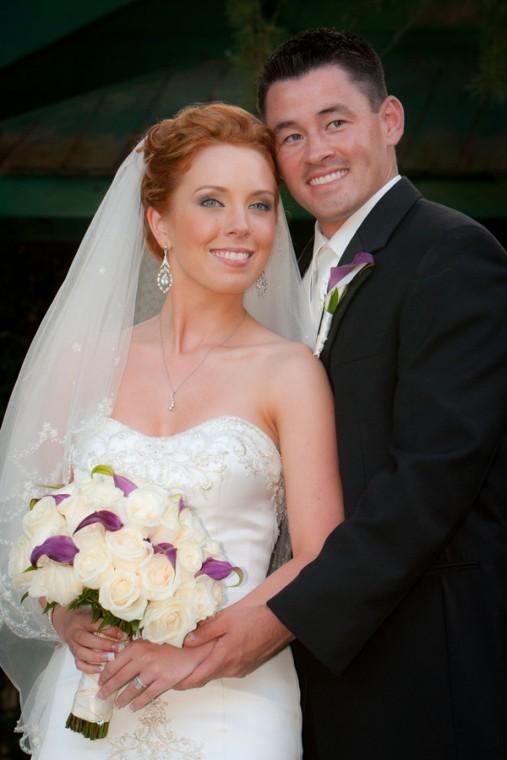 Rodney Gaines, Sara Jones wed at Bethel Church