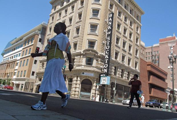 Stockton bankruptcy is hard hit for city retirees