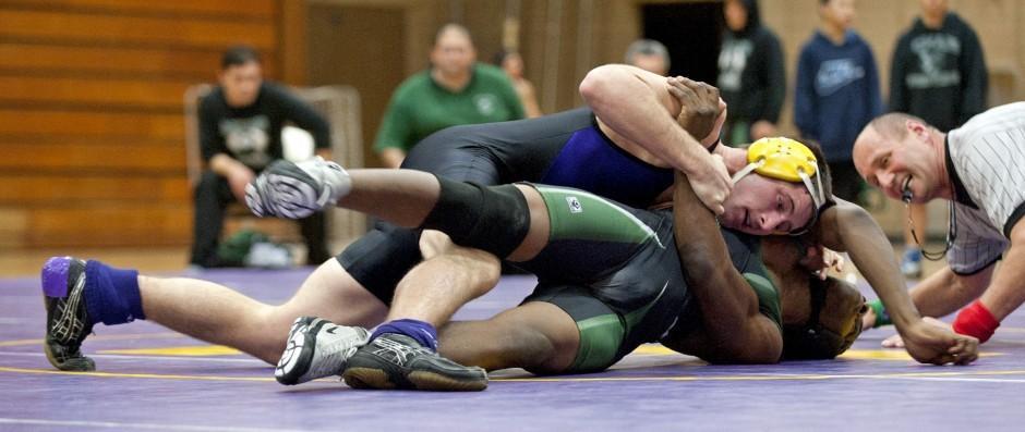 McNair tops Tokay in wrestling