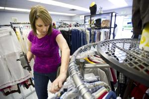 City Thrift opens in Lodi's old DMV building