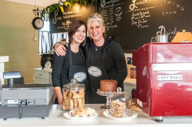 Lodi mom and daughter roll out scones with English flair