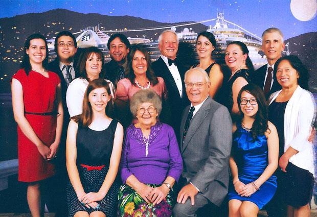 Family takes Caribbean cruise
