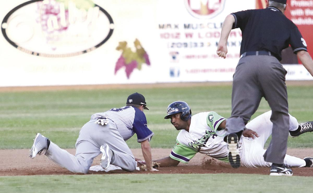Crushers open Great West League play with a bang