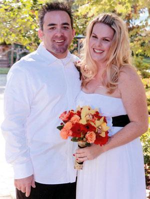 Todd Stockton and Sarah Garner wed at Wine & Roses