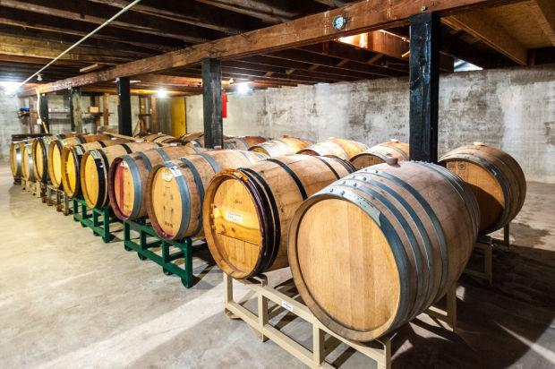 New Aurora tasting room waits for time to shine
