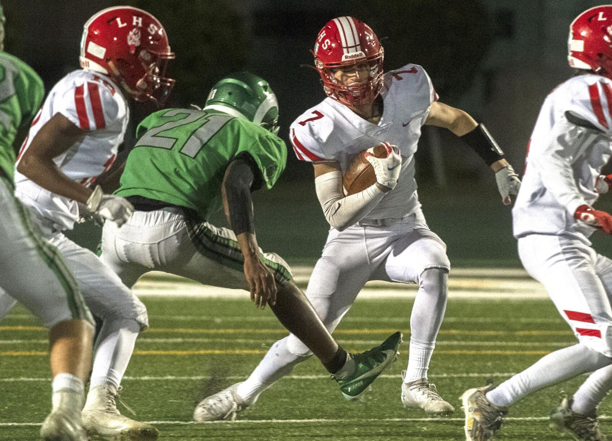 Carter's four touchdowns lead St. Mary's over Lodi