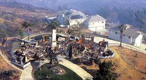 California wildfire losses top $1 billion