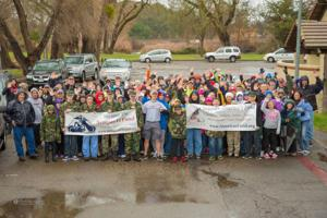 Warriors for Wounded Warriors raise $32,000