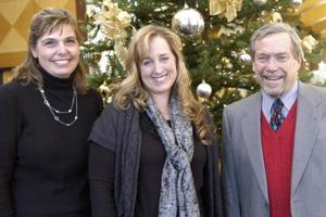 Classroom Heroes Kim Nickel and Jennifer Cassel