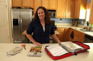 Herald's Amy Radford is the coupon queen
