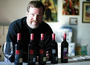 A passion for wine
