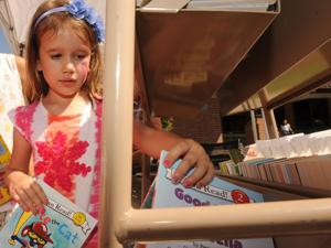 Reading Roundup gets children excited about books