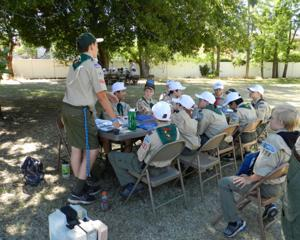 Lodi Elks Lodge donates grounds for Boy Scout program