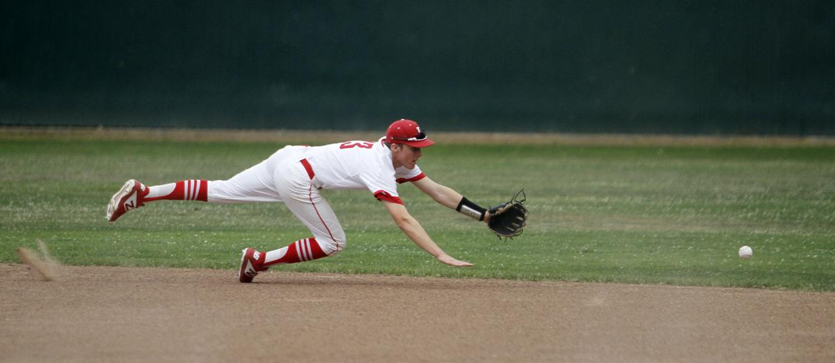 High school baseball playoffs: Flames' bats go cold in stunning loss