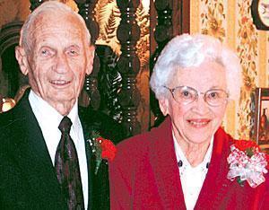 Ensmingers celebrate 70th wedding anniversary