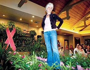 First-ever cancer survivor fashion show kicks off Pink October