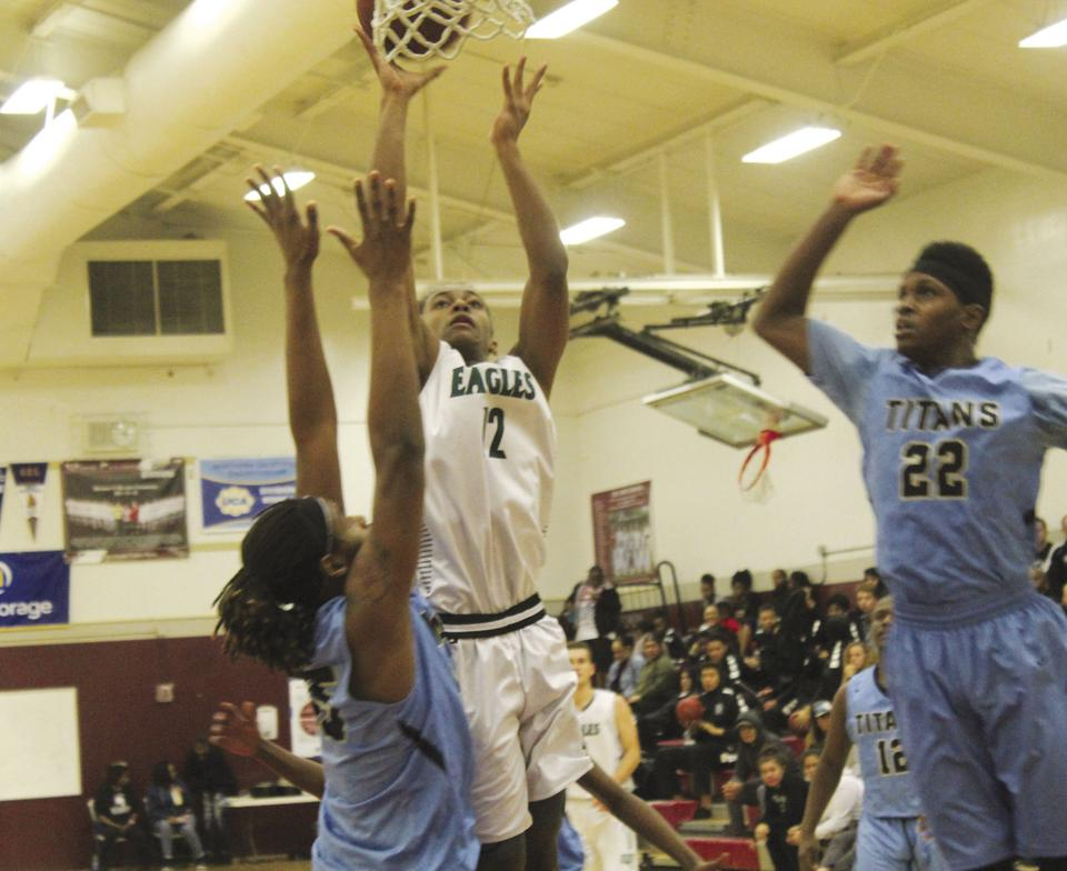 Boys basketball: Eagles' Hopes run out in tourney opener