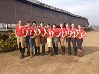 Liberty Oaks Pony Club members hold first meeting of the year