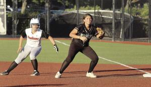 Softball: Final prep game for Eagle players