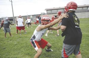 High school football: Flames looking to heat up
