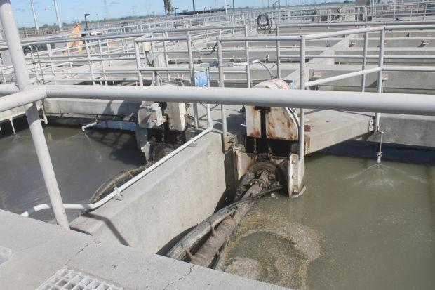 New projects in the works for White Slough water treatment plant